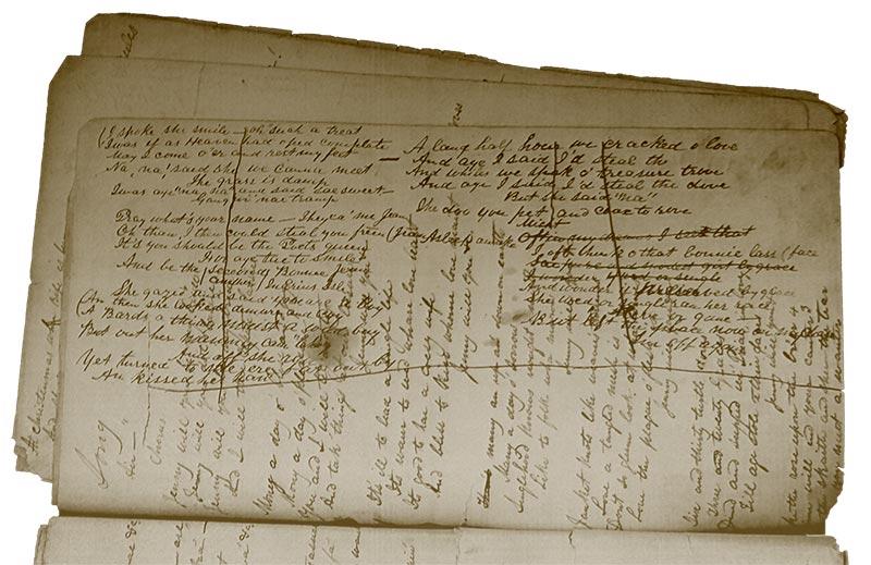 Huddleston Manuscript